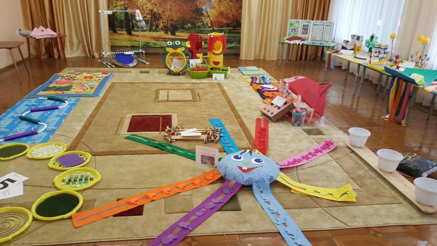 Нестандартное оборудование по физкультуре в детском саду 6